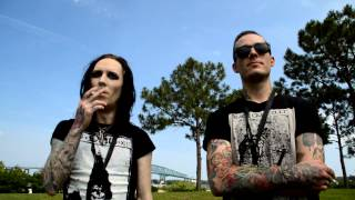 Interview with MOTIONLESS IN WHITE