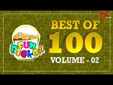 Fun Bucket Best Of 100 Episodes Volume 02 Funny Videos 2017 Telugu Comedy Web Series