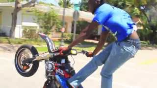 Dade County Bike Life With 305 Rosco