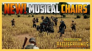 NEW! Musical Chairs Mode in PUBG!