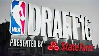 2016 NBA Draft (Picks 1-60)