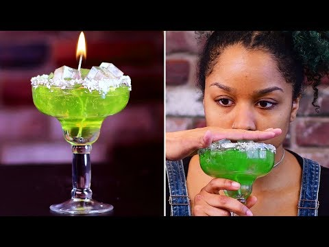 DIY Ideas Get Lit With Drink Inspired Candles & More Hacks by Blossom