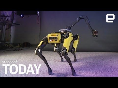 Xxx Mp4 Boston Dynamics Is Making Robots That Twerk And Parkour Engadget Today 3gp Sex