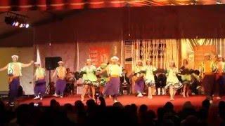egyptian folkloric dance - danse folklorique égyptienne - (رقص مصري (إسكندرية