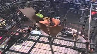 TNA AND WWE EXTREME MOMENTS