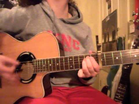 Taylor Swift Treacherous Guitar Cover With