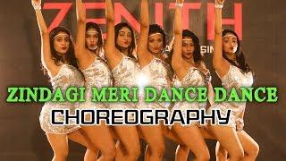 Zindagi Meri Dance Dance Song Choreography Daddy Arjun Rampal Aishwarya Rajesh Troupe Zenith