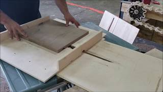 Incredible Table Saw Sled | Woodworking