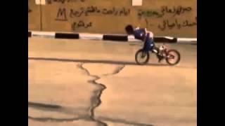 حركة جديدة في الدراجة