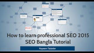 SEO Bangla Tutorial - learn SEO by Free Bangla Tutorial- part 1