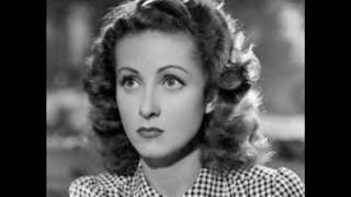 1940 -1945  French female singers