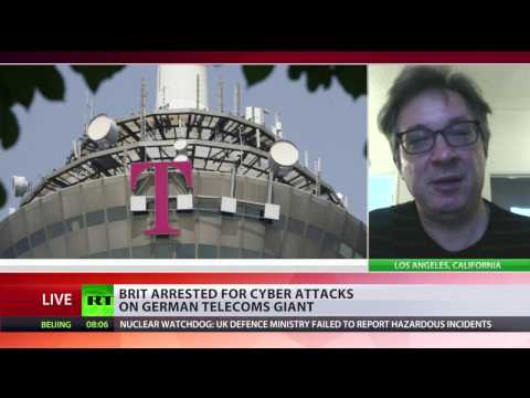 Not Russian hackers Brit arrested for cyberattack on Germany blamed on Moscow