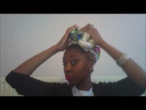 Requested Tutorial: Headwrap/Turban