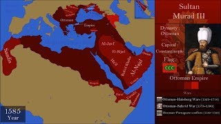 The History of Ottoman Empire : Every Year
