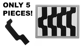 Solving The DIFFICULT 5 PIECE Jigsaw Puzzle!! (Could You Solve it?)