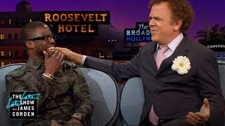 Kevin Hart Has Nicknames for John C. Reilly & James