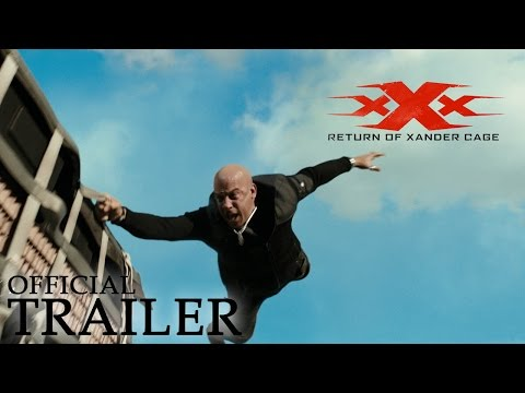 Xxx Mp4 XXx RETURN OF XANDER CAGE Official Trailer 3gp Sex