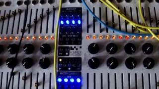 Modular Synth - Patch in Progress 41