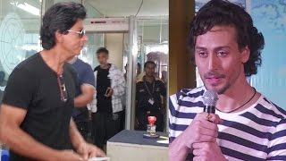 Tiger Shroff On Shahrukh Khan Detained at US Airport controversy