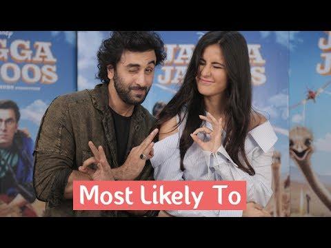 Xxx Mp4 Most Likely To With Ranbir Kapoor Katrina Kaif Jagga Jasoos 3gp Sex