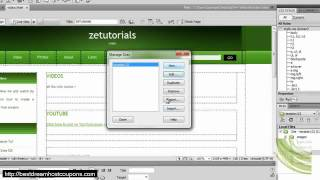 How to Upload a Website to the Web - Dreamweaver CS4