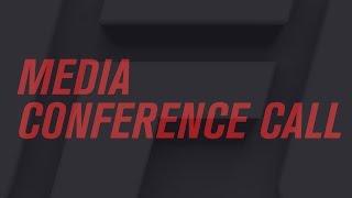UFC 202: Diaz vs. McGregor Media Conference Call