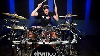 Metallica - Enter Sandman - Drum Cover