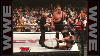 Big Show vs. Batista: ECW, August 1, 2006
