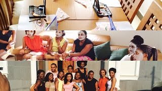 BEHAND THE SCENE OF THE 1st BASIC MAKEUP CLASS 1st AUG 2015|| Luce Divina