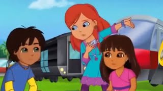 Dora and Friends Into the City-Dora Rainforest Rescue Game - Dora Games for Kids in English