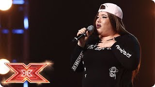 Shanaya's tribute to her parents brings the house down | Boot Camp | The X Factor 2017