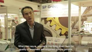 MEDICAL MANUFACTURING ASIA 2016: SP Industrial Holdings Pte Ltd