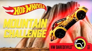 Hot Wheels Daredevils™ Go Rock Climbing   Hot Wheels