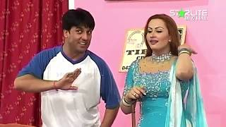 Best Of Nargis and Babbu Braal New Pakistani Stage Drama Full Comedy Funny Clip