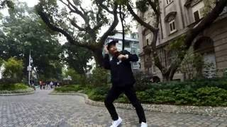 Keep On Dancing l REDMOUSE Dance Academy l Popping Lia l In Shamian Island l 2016