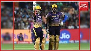 IPL 2017, RPS vs KKR: Robin Uthappa, Gautam Gambhir crush Pune, Kolkata go top