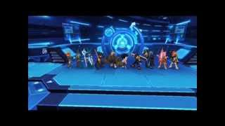 Lost Saga stop motion Happy Anniversary 3rd years ( plains plain white t's 1234 )