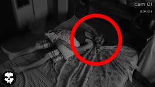 💀REAL GHOST CAUGHT ON CAMERA *LIVE CC FOOTAGE*!!Scary Storis!!😈💀