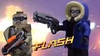 Lego CW The Flash Captain Cold And Heatwave Custom Miniflgures Showcase