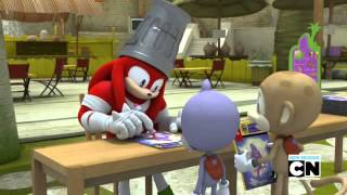 Sonic Boom Episode 42 Late Night Wars (Reverse)