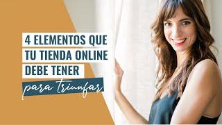 4 Elementos que tu tienda online debe tener para triunfar