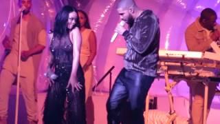 Rihanna and Drake - Work  (ANTI World Tour) TicketHurry.com