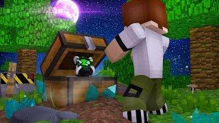 Minecraft - BEN 10 #1 - ENCONTREI O SUPER OMNITRIX! (SÉRIE NOVA)