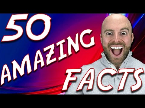 watch 50 AMAZING Facts to Blow your Mind! #55