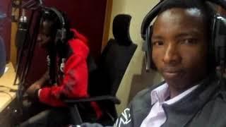 Katicha Mweene live at county FM with peter tatu
