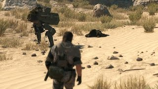 MGS5 - Ep.32: [To Know Too Much] - No Traces / Perfect Stealth