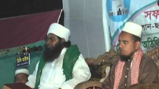 Latest Bangl waz Nastikera Sabdhan! waj of Mufti Mahbubur Rahman Binnuri in Sylhet. Part 1.1
