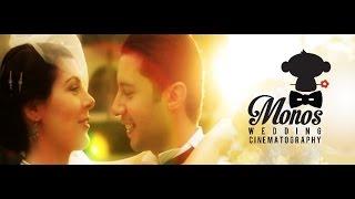 Ahmed and Anna - The Wedding | Monos Weddings