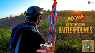 Nerf meets PlayerUnknown