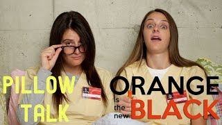 Orange is the New Black - Pillow Talk (Halloween Edition)